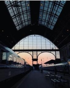 Budapest Railway Station