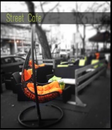 Street Cafes in Summer