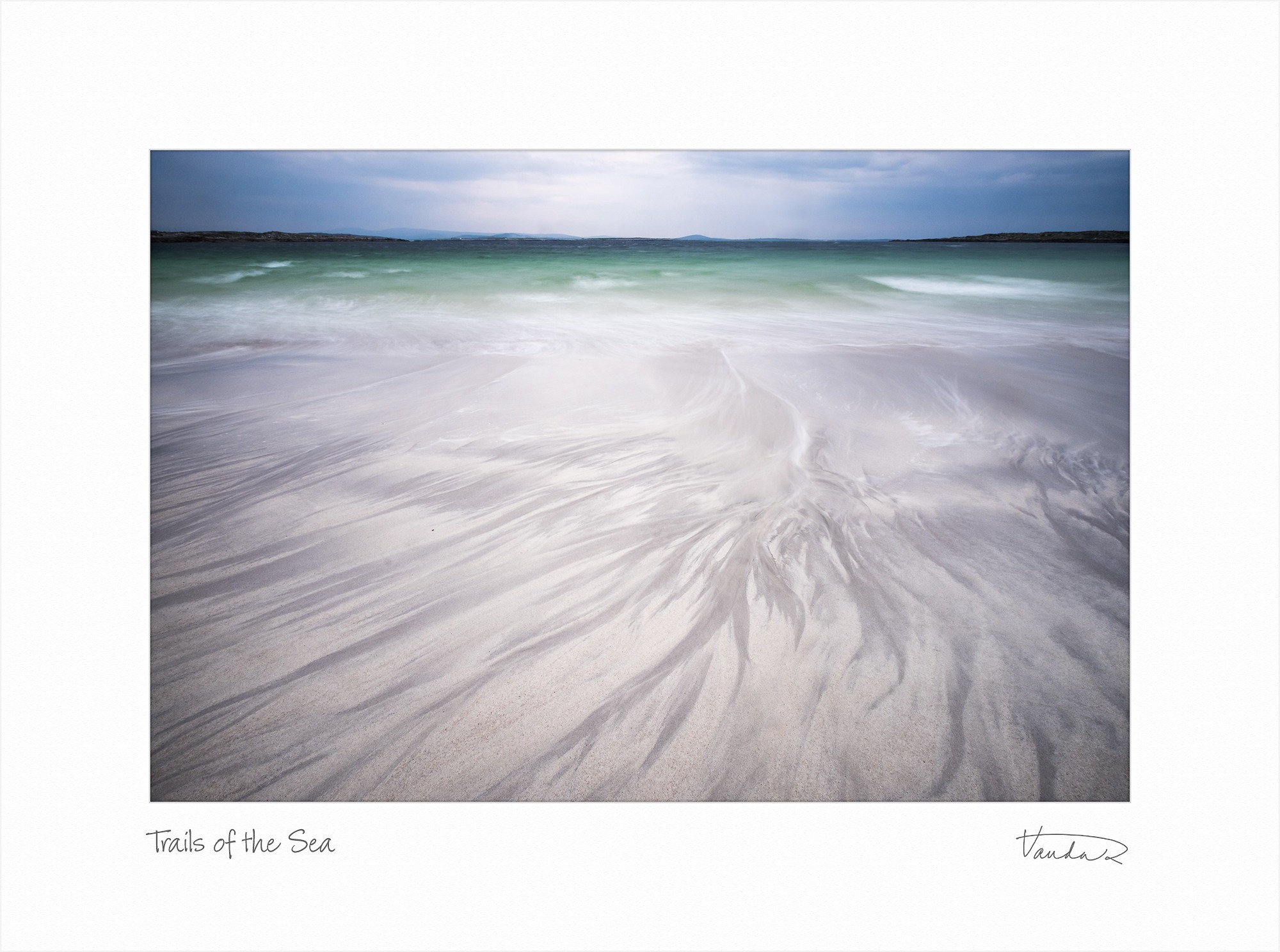 Trails of the Sea