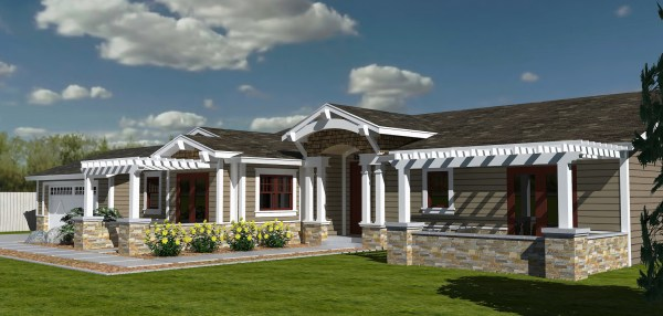 Myles Nelson McKenzie Design provides custom home design services. Bengough, Saskatchewan Canada
