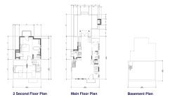 Small Home Renovation and Addition. Bengough Saskatchewan Canada-Floor Plans Myles Nelson McKenzie Design-Canada