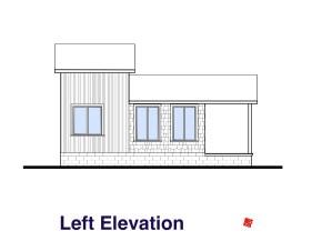 Vacation Cottage-Newborn Lake, Ontario designed by Myles Nelson McKenzie Design of Canada
