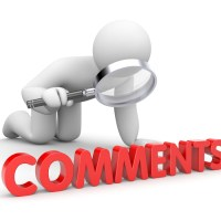 Comments-Clients, Business Colleagues