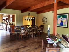Home Remodel-Italian Ranch-Orange Acres-Dining Room