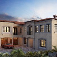 Mediterranean Home Design-Sea Point Estates