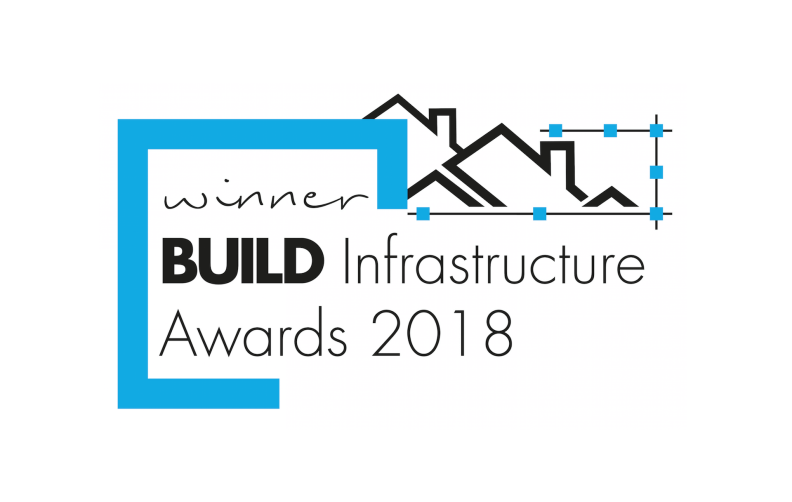 Myles Nelson McKenzie Design-Build 2018 Infrastructure Award Winner
