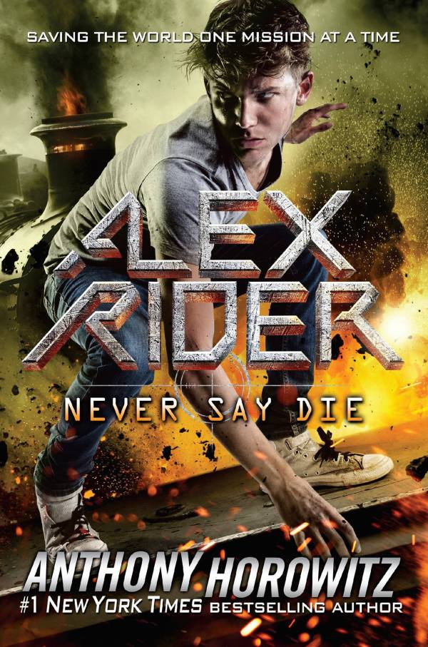 Alex Rider: Never Say Die