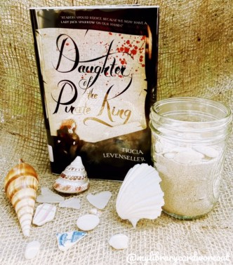 Book Review: Daughter of the Pirate King by Tricia Levenseller