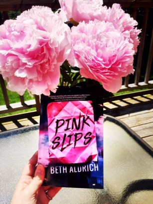 Book Review: Pink Slips by Beth Aldrich