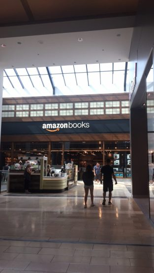 Field Trip: Amazon Books - Brick and Mortar Review