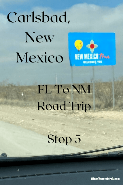 road trip to New Mexico