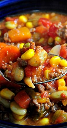 15 Crockpot Fall Recipes - My Life and Kids