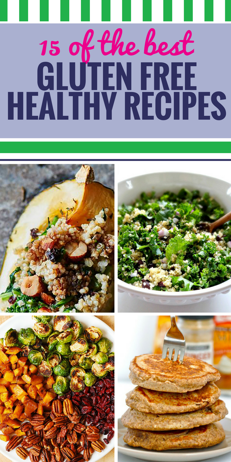 15 Gluten Free Healthy Recipes My Life And Kids
