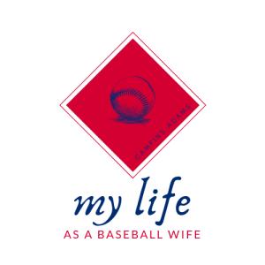 My Life As A Baseball Wife Logo