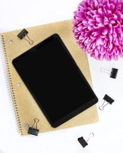 aprettierweb-styled-glitter-notebook