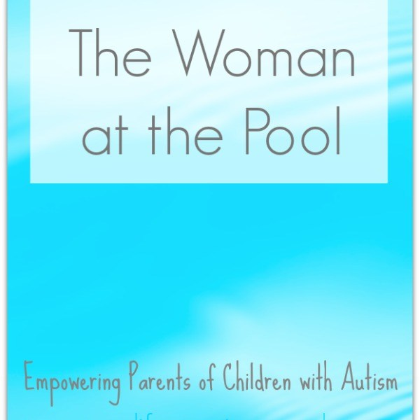 The Woman at the Pool
