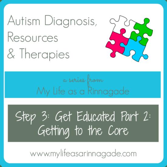 autism step 3