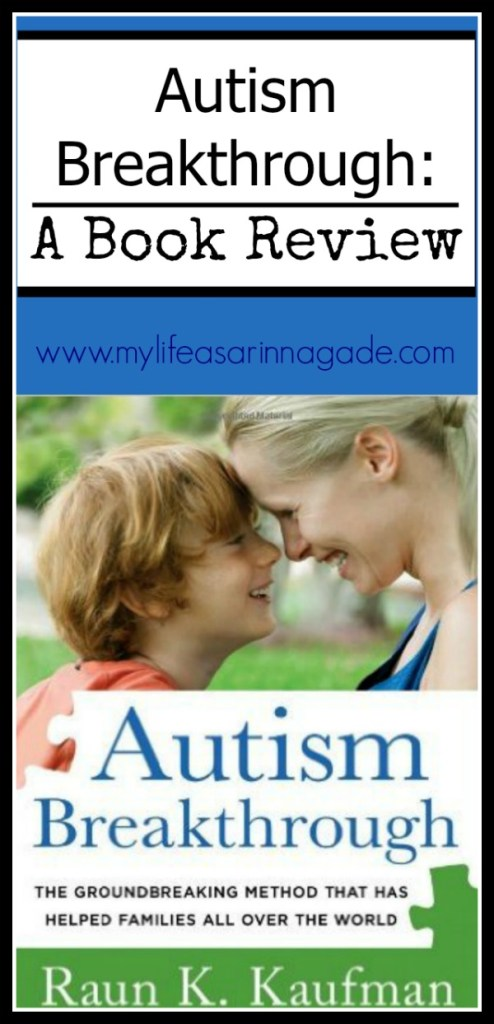 Autism Breakthrough via My Life as a Rinnagade