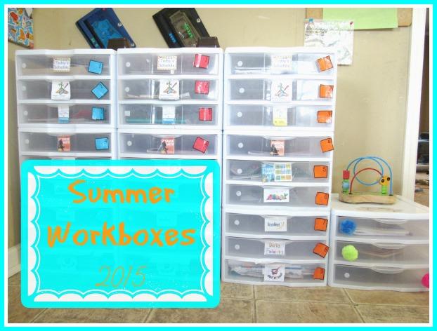 Summer Workboxes