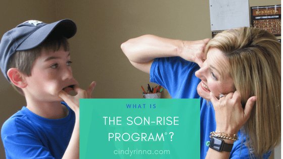What is the Son-Rise Program via cindyrinna.com