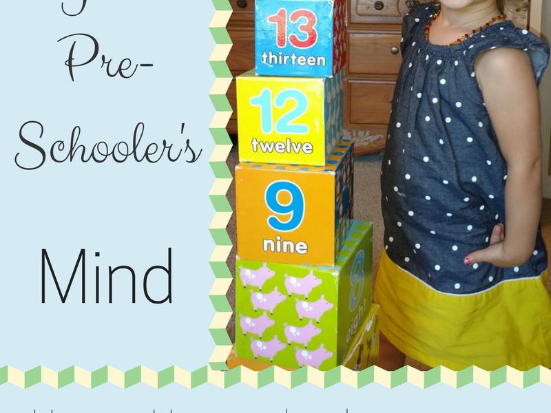 Nurturing Your Pre-Schooler's Mind