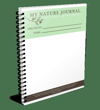 My nature journal via cindyrinna.com