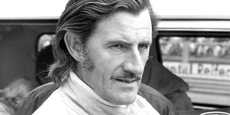 GRAHAM HILL: DRIVEN - My Life at Speed