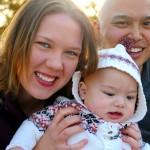 Elisebet and Baby J