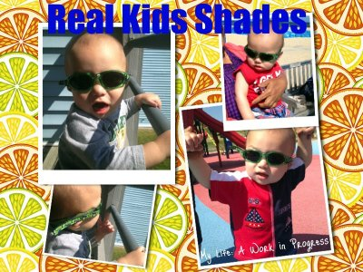 Real Kids Shades Collage