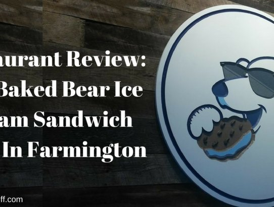 Are you looking for a fun date night? Or maybe a place to have a treat for FHE? Look no further than The Baked Bear of station park in Farmington.