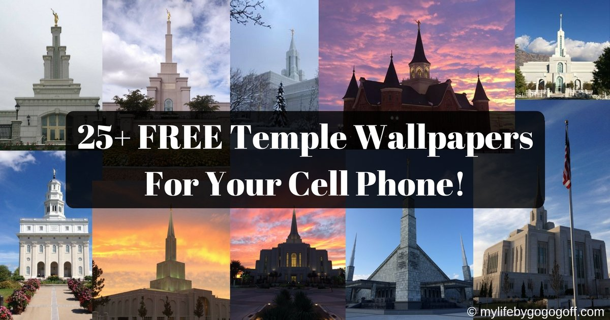 If you love the Temple, you will love these free downloadable temple wallpapers for your cell phone! I've personally taken each of these pictures, enjoy!