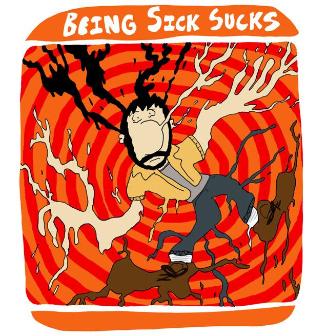 009-BeingSick