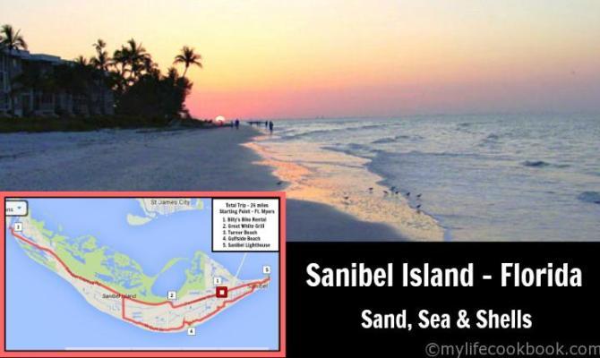 Sanidbel Island FL Day Trip