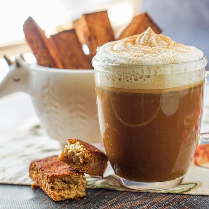 Keto Cinnamon Toast butter Coffee