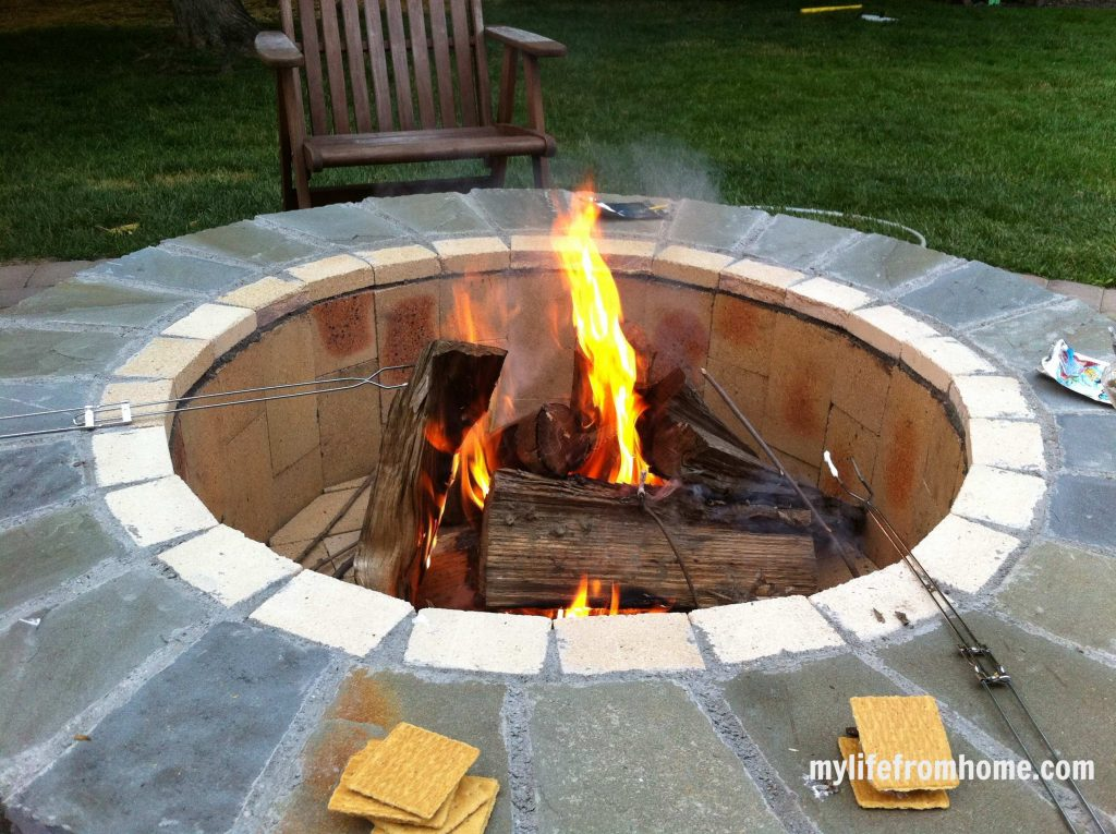 Fire Pit, Smore's anyone?