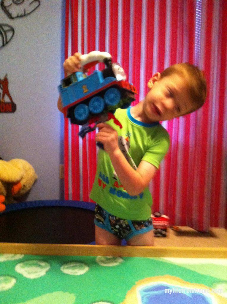 Flying Thomas