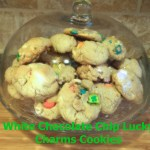 White Chocolate Lucky Charms Cookie