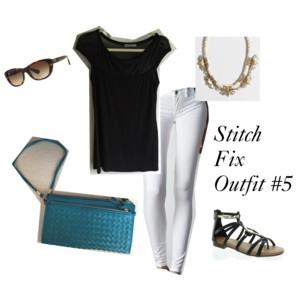 Stitch Fix Outfit #5