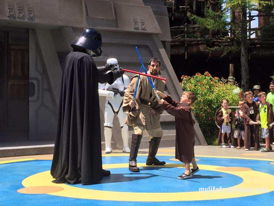 Hollywood Studios Jedi