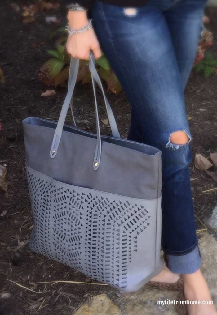 Hudson Tote, Stella & Dot by www.mylifefromhome.com