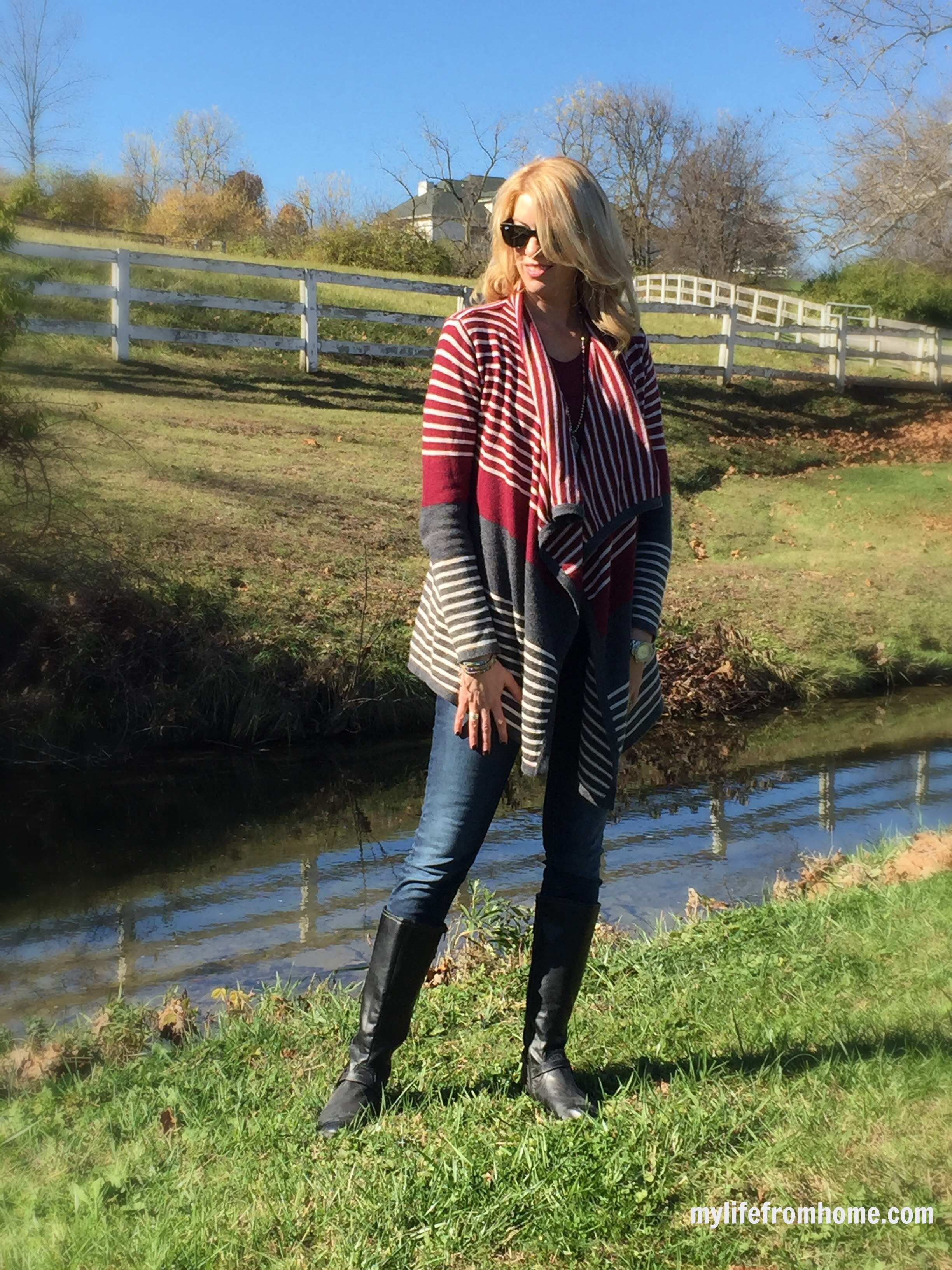 Stitch Fix Sweater by www.whitecottagehomeandliving.com