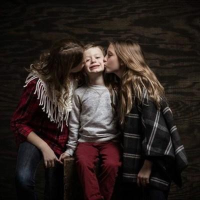 The Simple Portrait Project: Family Photos