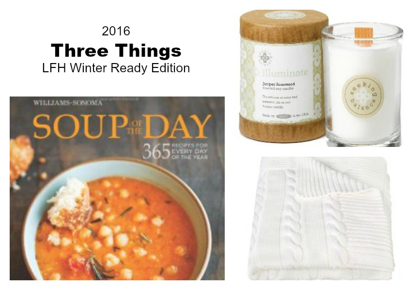 LFH Three Things Winter Ready Edition by www.mylifefromhome.com