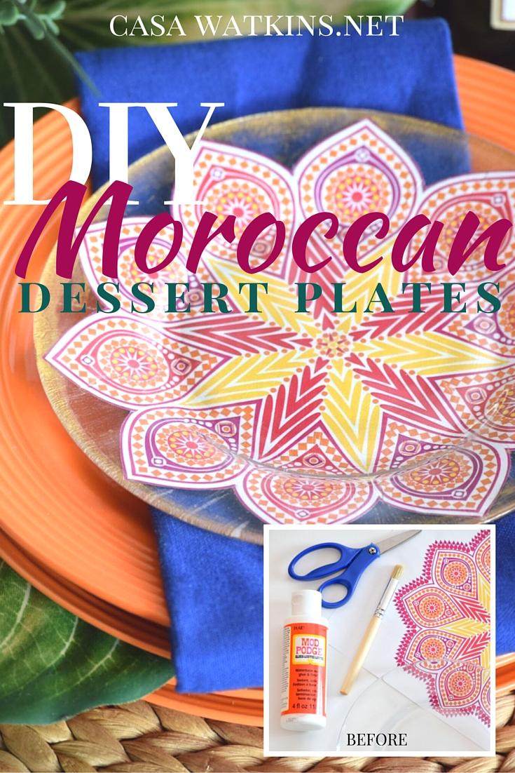 DIY-Moroccan-Dessert-Plates