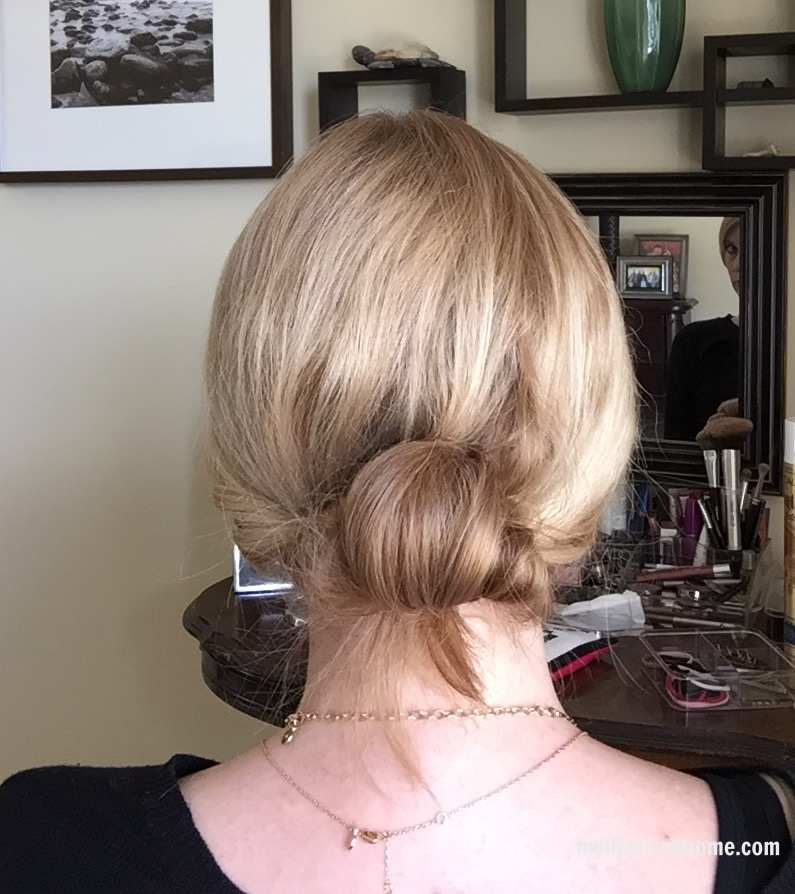 10-minute hair style by www.mylifefromhome.com