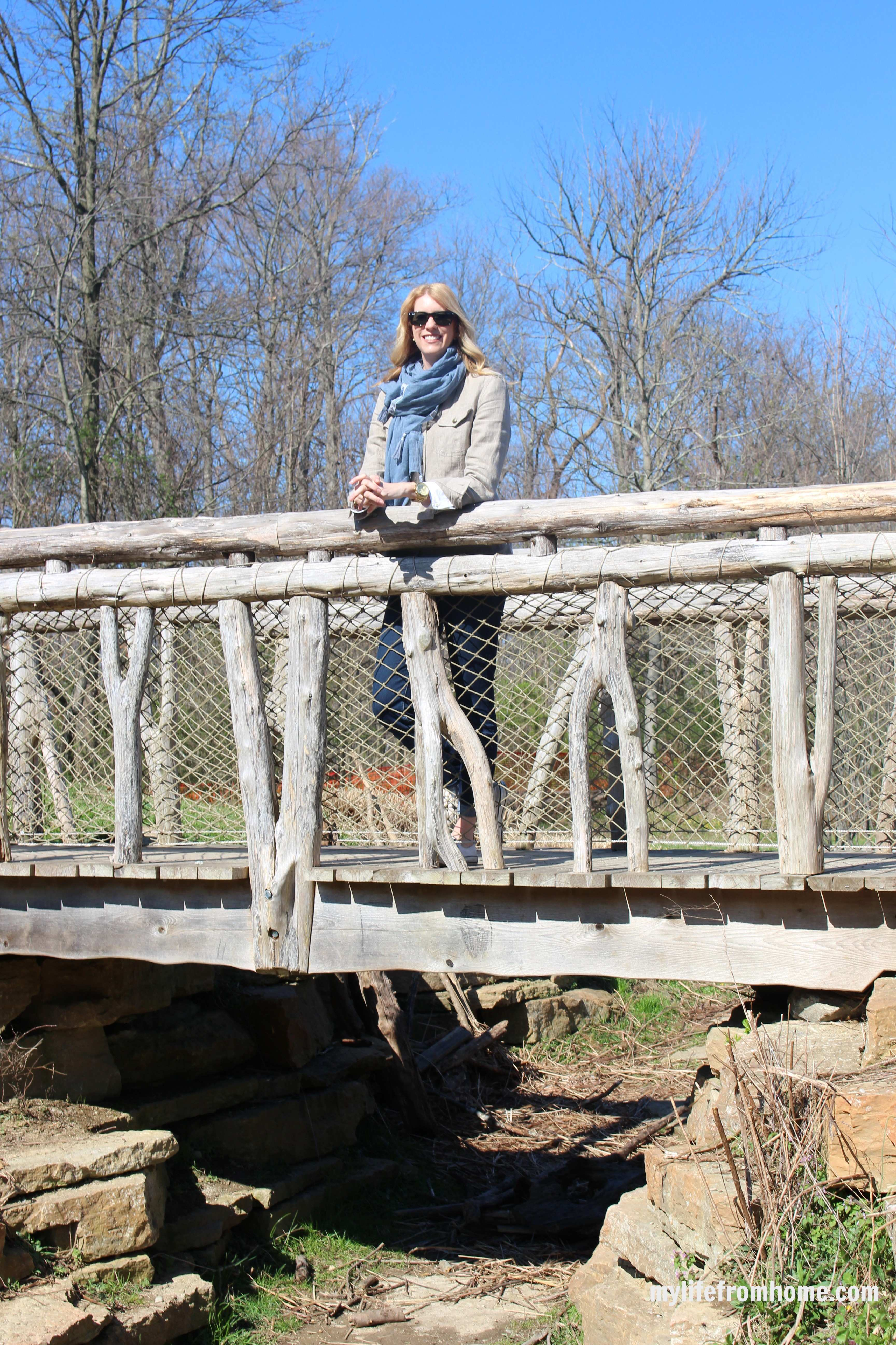 Spring Hike with Orvis Women's Spring Line by www.mylifefromhome.com