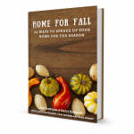 Home for Fall 3-D Cover