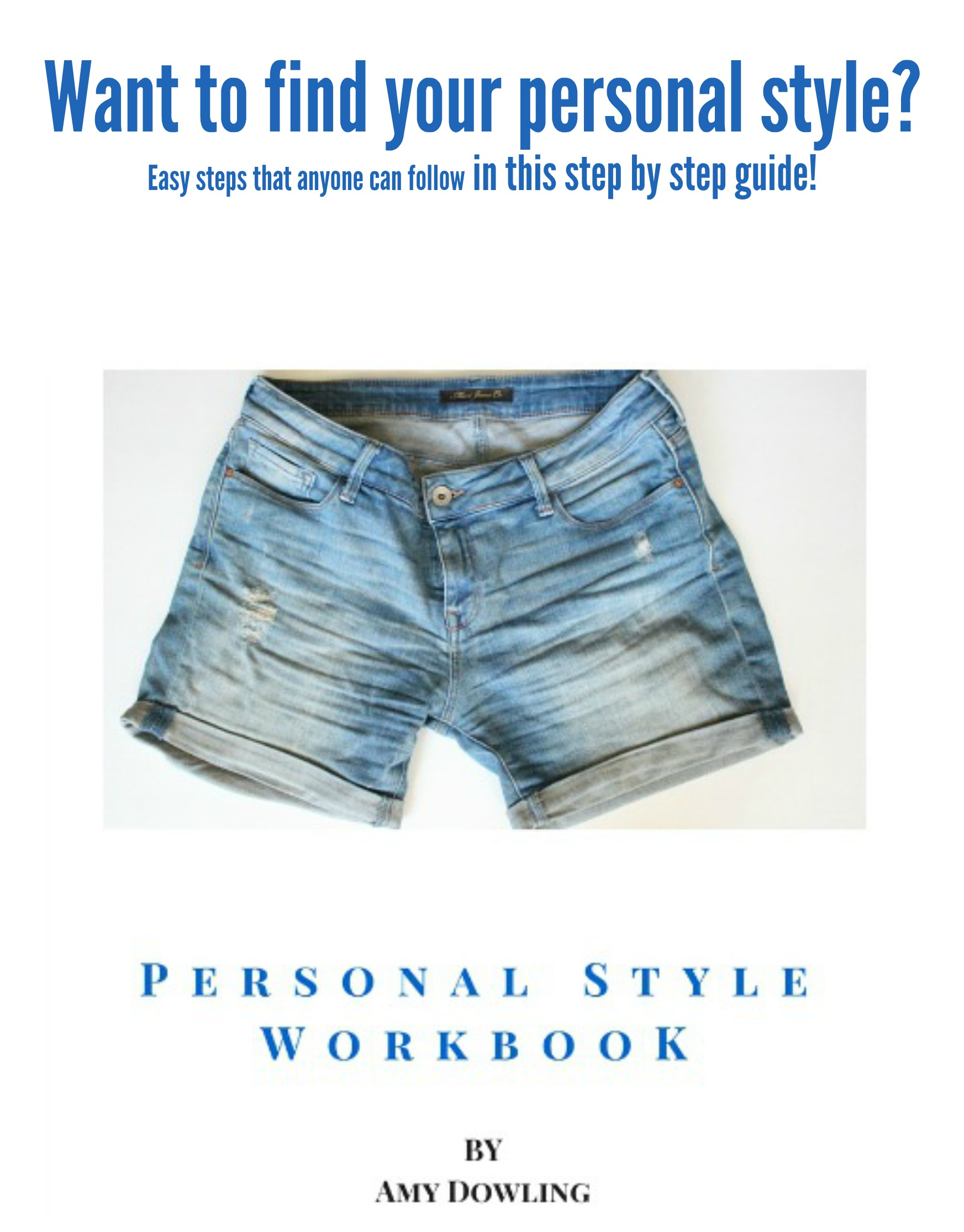 Want to find your personal style Easy steps that anyone can follow in this step by step guide by My Life From Home