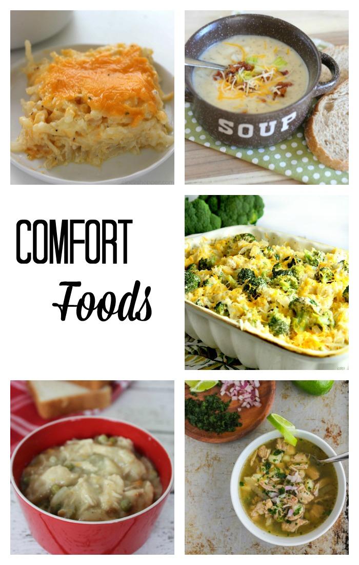 5 Comfort Food Ideas, DagmarBleasdale.com