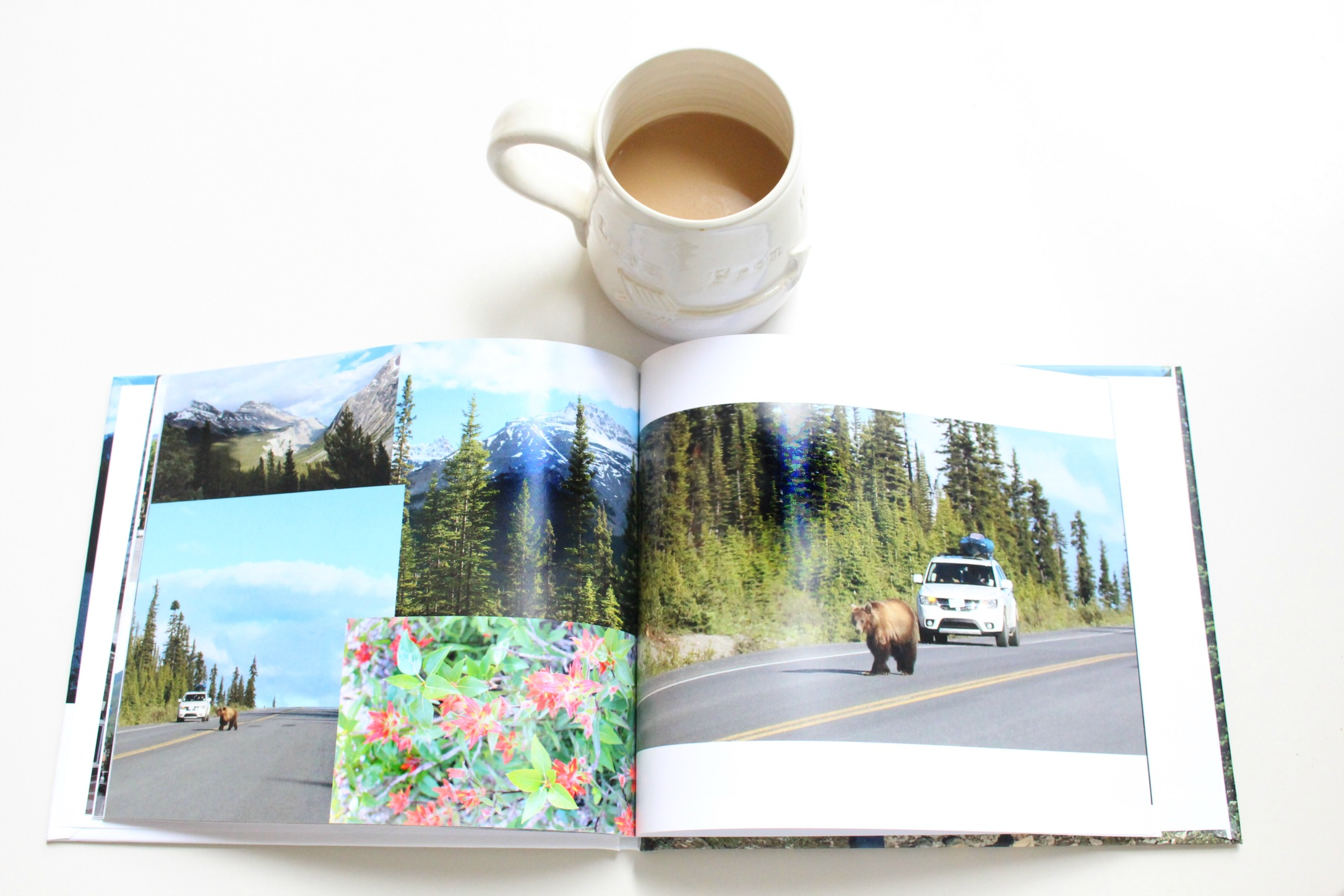 Blurb Photo Book- digital photo books- how to put together a memory book- vacation memory book